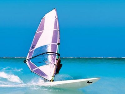 windsurfen watersport