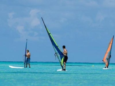 mexico windsurfen