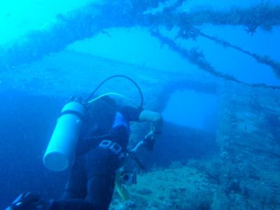 dominican republic diving