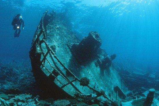 Caribbean Shipwrecks Zíngara Wreck