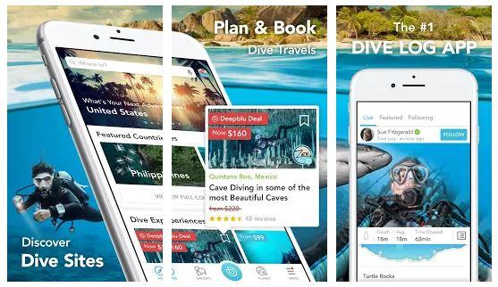 apps de buceo - principal