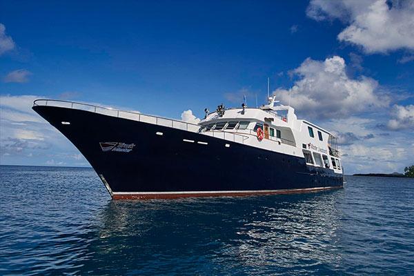 bikini atoll livebaoard - Truk Master 1