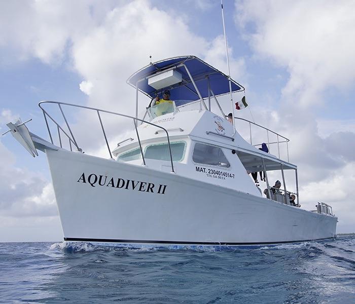 boat cozumel