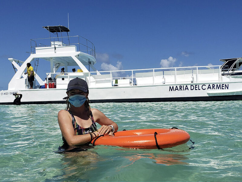 catamaran tour in punta cana - 3