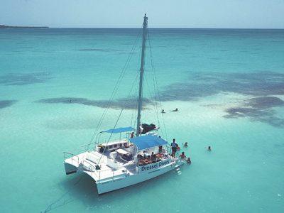 celebración de boda en catamarán en Montego Bay - 4