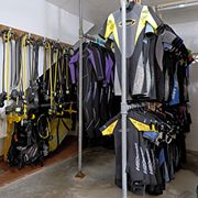 Dressel Divers EQUIPMENT