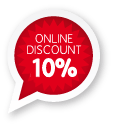 10% Internet Discount