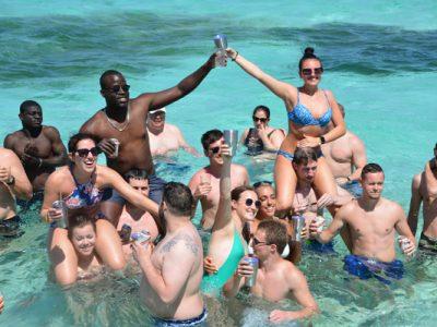 fiesta en catamaran en montego bay - foto 1
