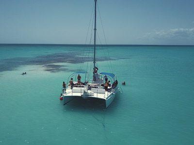 fiesta en catamaran en montego bay - foto 3