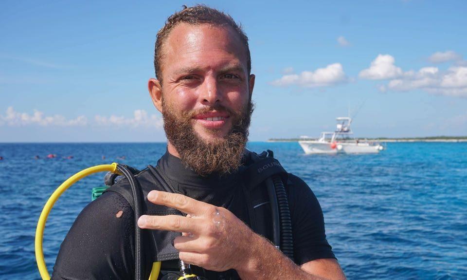 Dive Instructor in Cozumel - Gareth