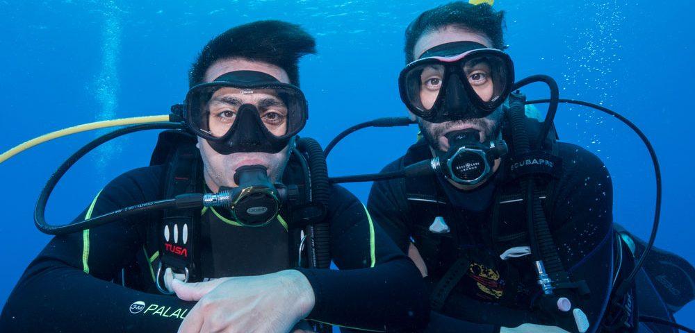 get scuba certified - 1