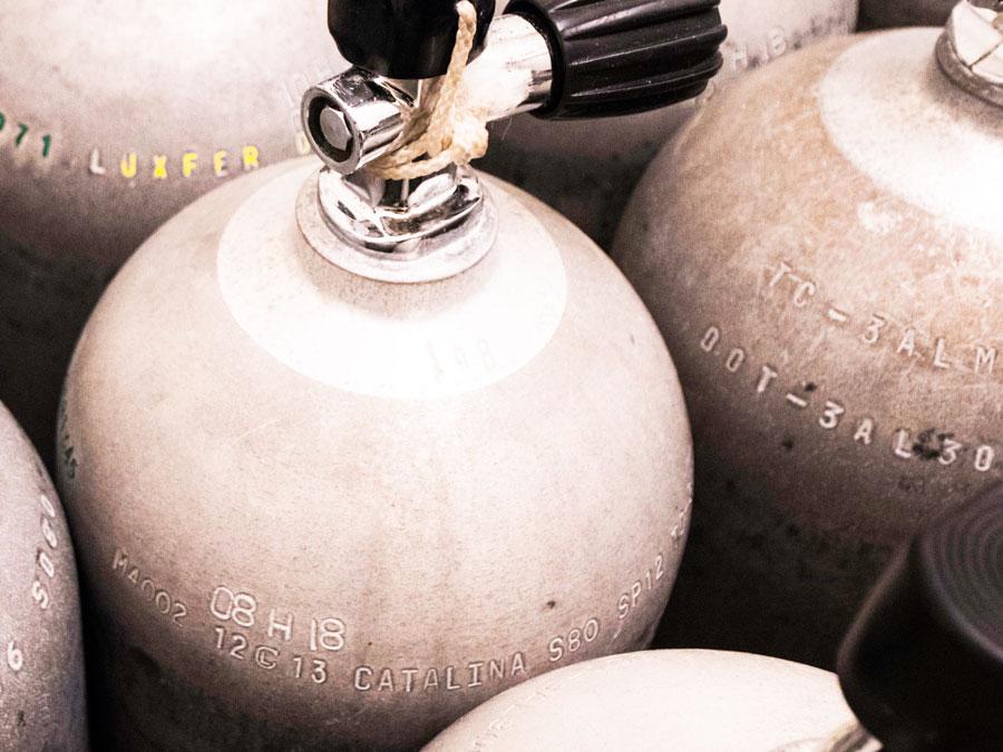 marcas de las botellas de buceo - 3