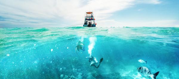 mejores consejos de buceo - boat