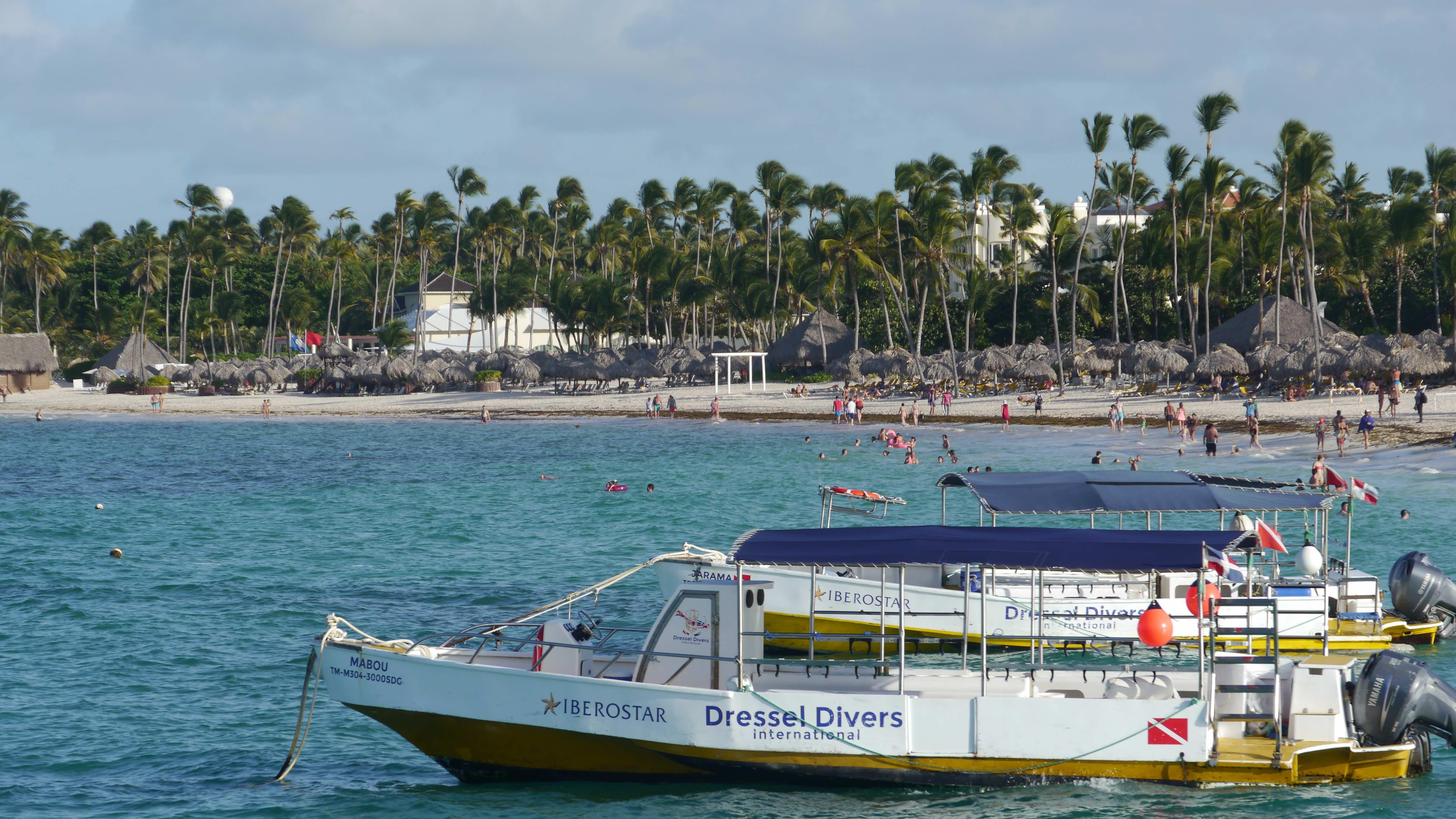 mejores consejos de buceo - dive boat