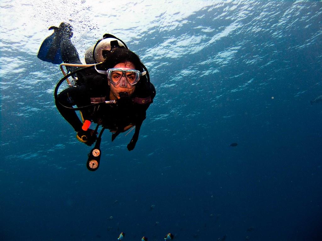 mejores consejos de buceo - wet suit