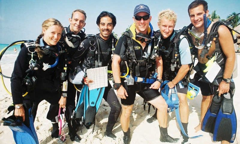 PADI Divemaster Courses and Internship