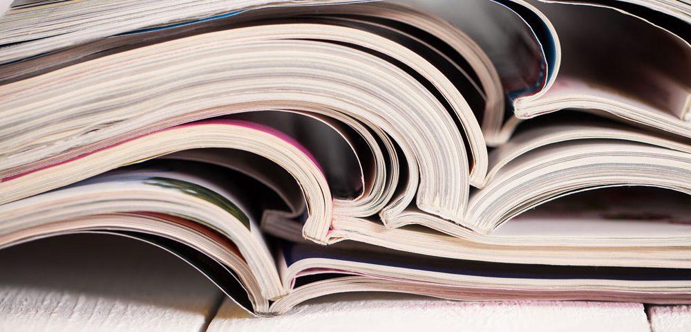 revistas de buceo - principal