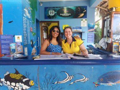scuba diving bayahibe