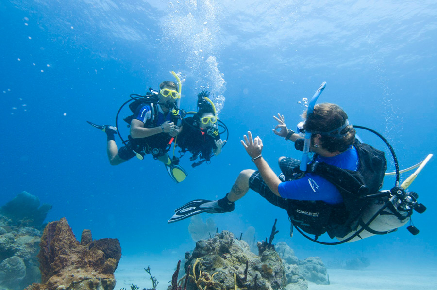 scuba diving rules - 2