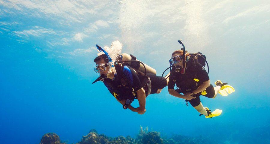 scuba diving terms - main