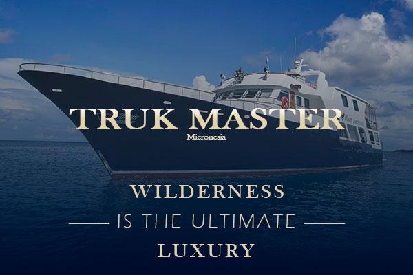 ruk lagoon liveaboard diving - truk master