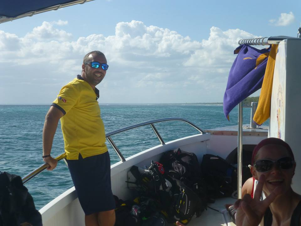 Interview with vince a dive instructor in bayahibe - Dive instructor jobs ...
