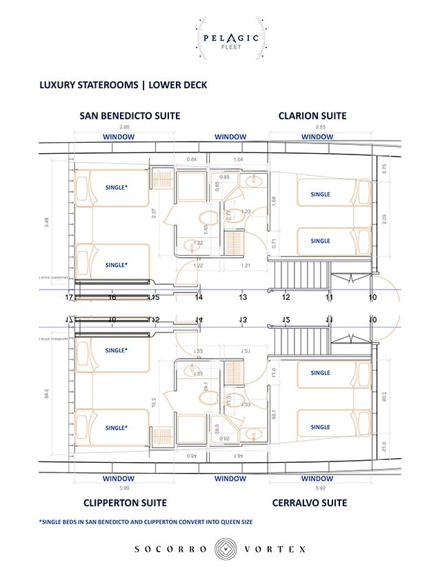 Vortex Deck Plan 2