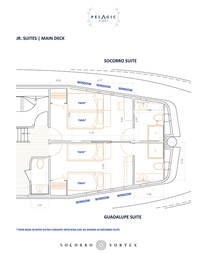 Vortex Deck Plan 3