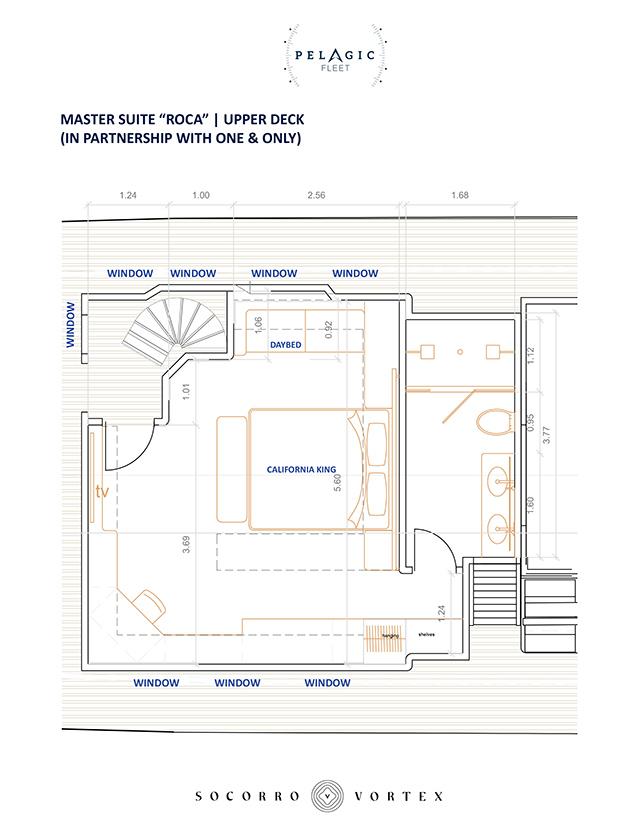Vortex Deck Plan 4