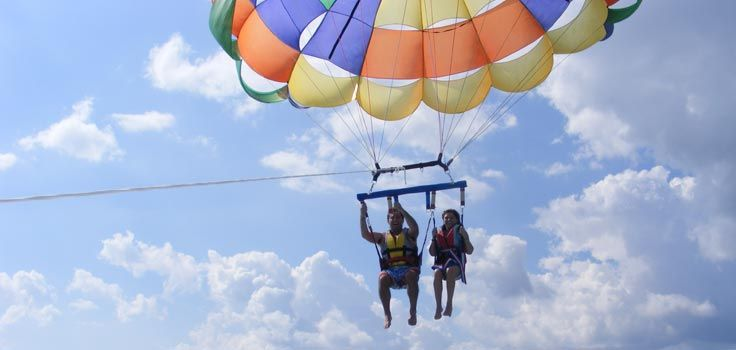 Water Sports Parasailing